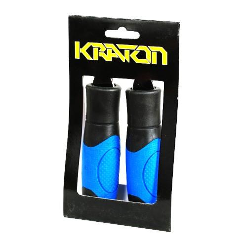 Manopla Kraton Gel Azul/preto