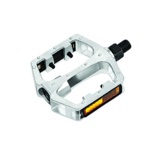 Pedal 9/16 Plataforma Aluminio Especial Polido
